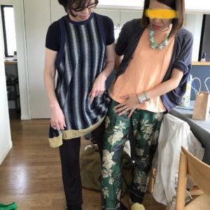 ファッション診断