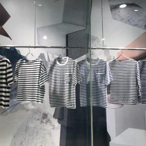 ボーダーシャツ