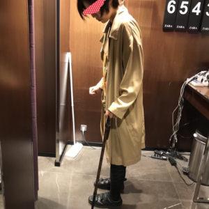 渋谷でお買い物アテンド