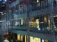 クリスマスのイルミネーション 表参道・赤坂