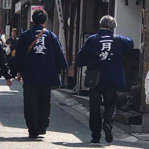 奈良の街歩き